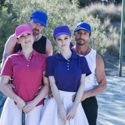 Nadya Nabakova in 'Team Skeet' Diabolical Dads Swap Their Ace Daughters (Thumbnail 1)