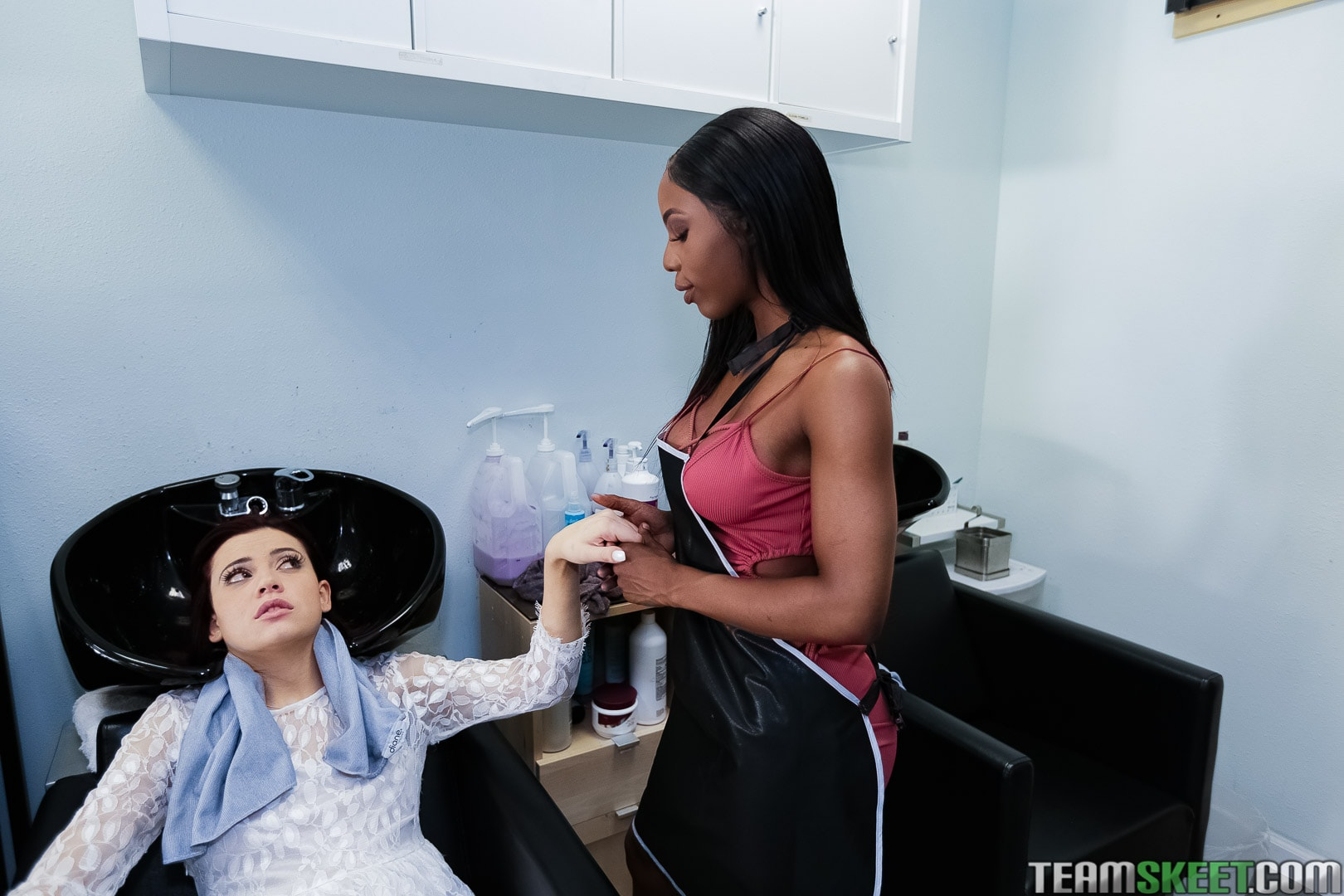 Team Skeet 'Full Service Hair Salon' starring Sabina Rouge (Photo 104)