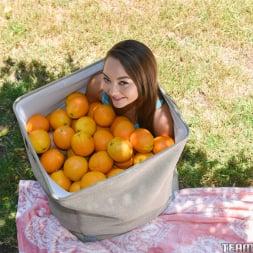 Sabrina Rey in 'Team Skeet' Orange You Glad Im So Tiny (Thumbnail 1)