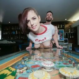 Scarlett Mae in 'Team Skeet' Teen Pinball Wizard Hits The Creampie Jackpot (Thumbnail 112)