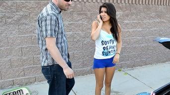 Selena Santoro in 'The Kindness Of Strangers'
