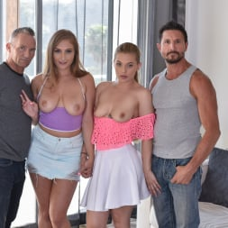 Sloan Harper in 'Team Skeet' Fucking Fathers To Keep The Car (Thumbnail 13)