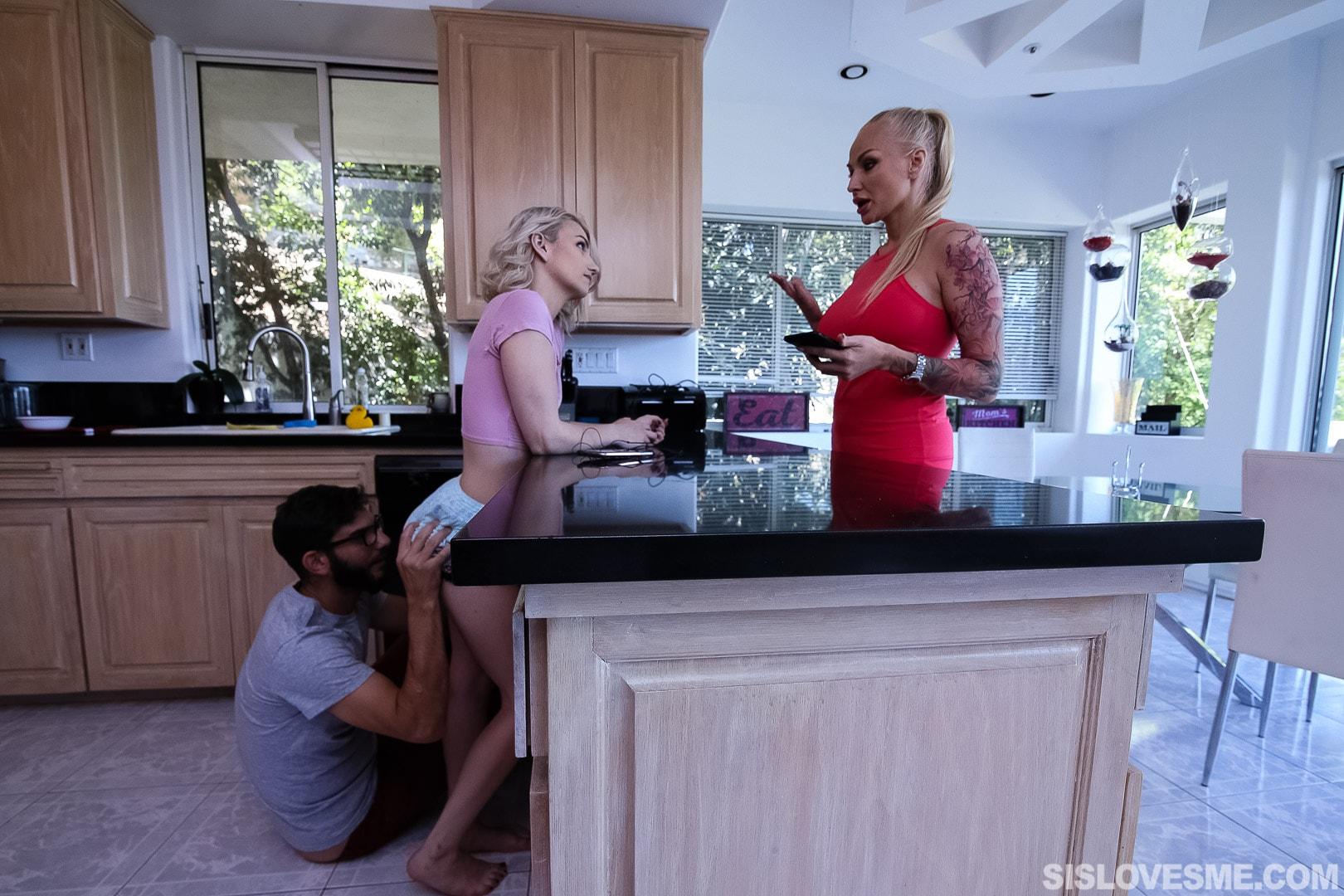 Team Skeet 'Fucking Behind Moms Back' starring Stevie Grey (Photo 78)