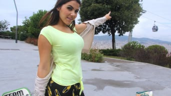 Valentina Nappi in 'Blowjob In The Sky'