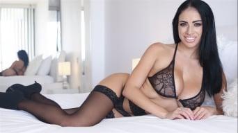 Victoria June in 'Big Tits In Black Lingerie'