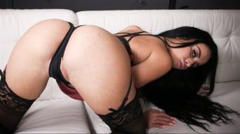 Victoria June in 'Luscious Dick Sucking Lips'