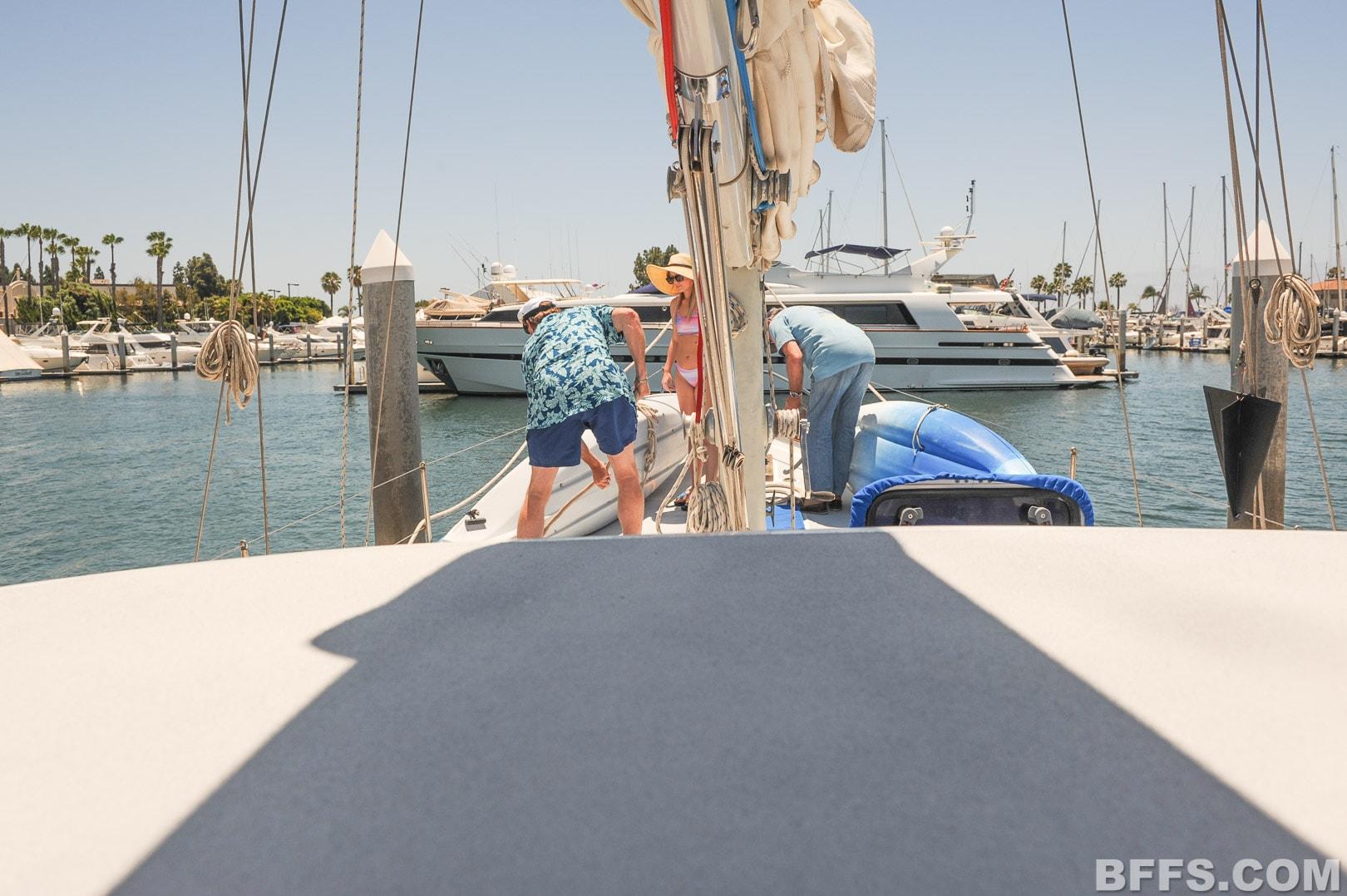 Team Skeet 'Moby Dicked' starring Vienna Rose (Photo 1)