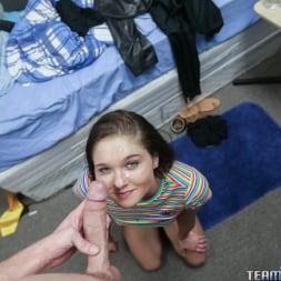 Zoey Bloom in 'Team Skeet' Petite Teen Plowed By Huge Football Player (Thumbnail 160)